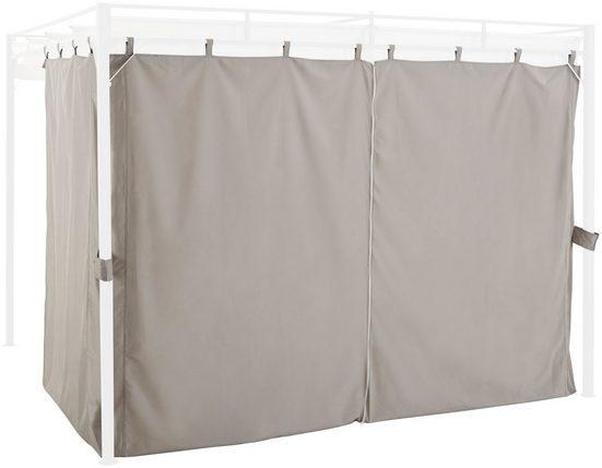 KONIFERA Seitenteile für Pavillon »Milos«, 2 Stück, 300 cm breit