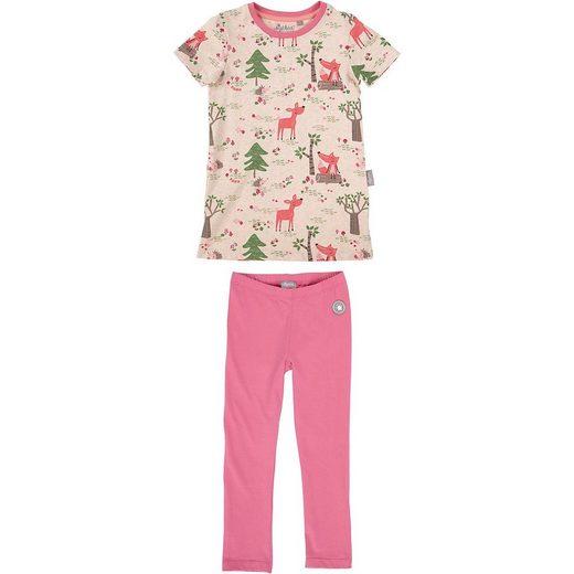 Sigikid Schlafanzug »Schlafanzug für Mädchen, Organic Cotton«