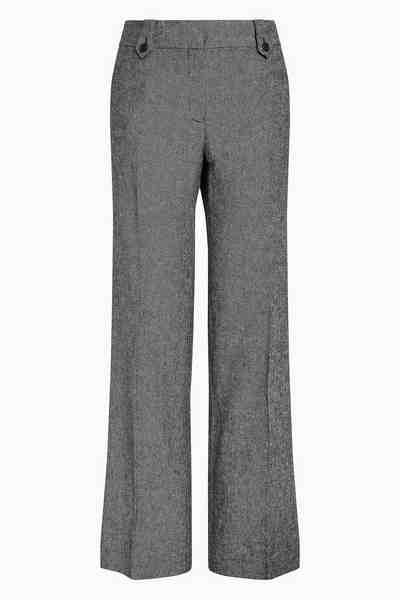Next Lockere Hose aus Leinenmischung