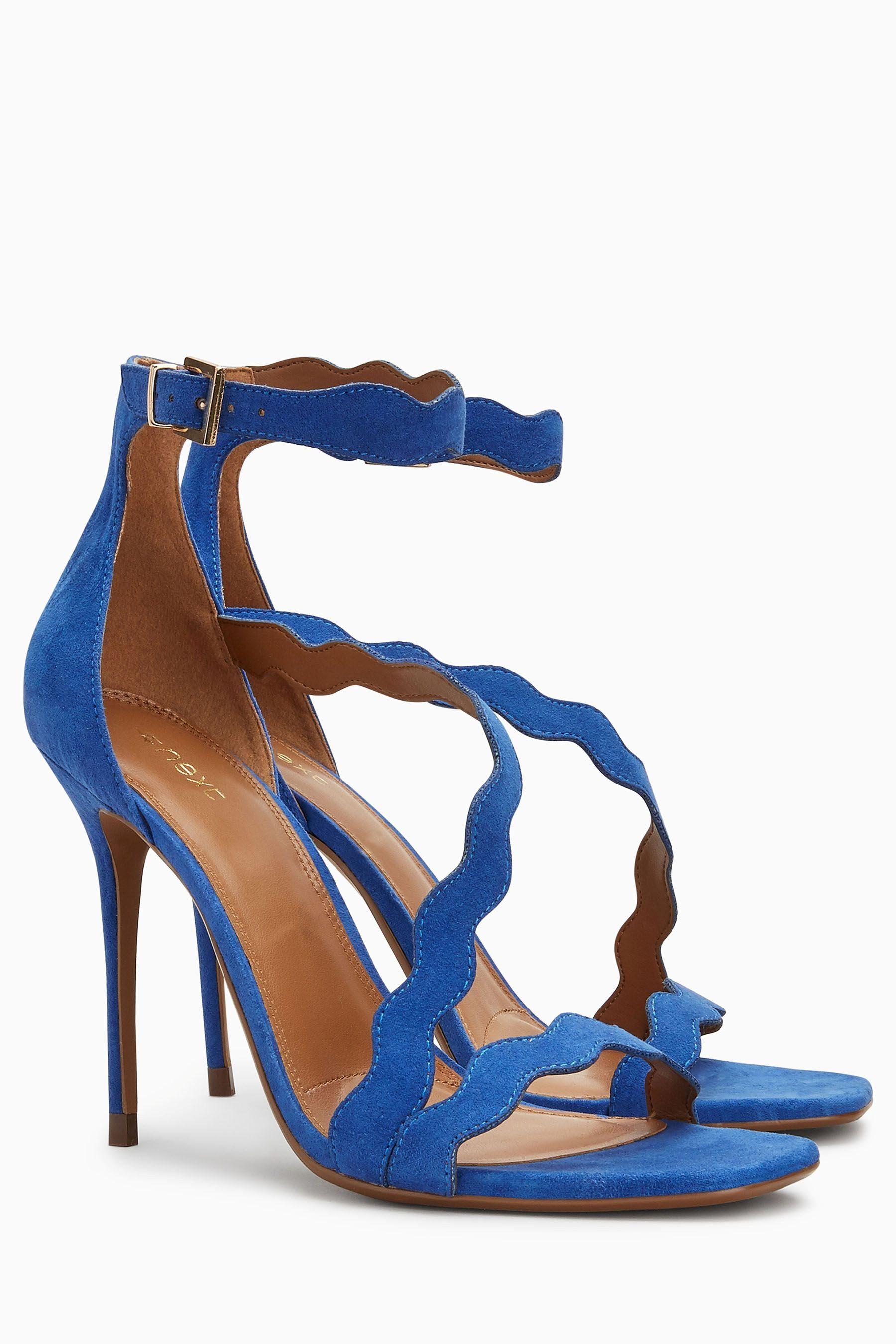 Next Sandalen mit Bogenkante online kaufen  Blue