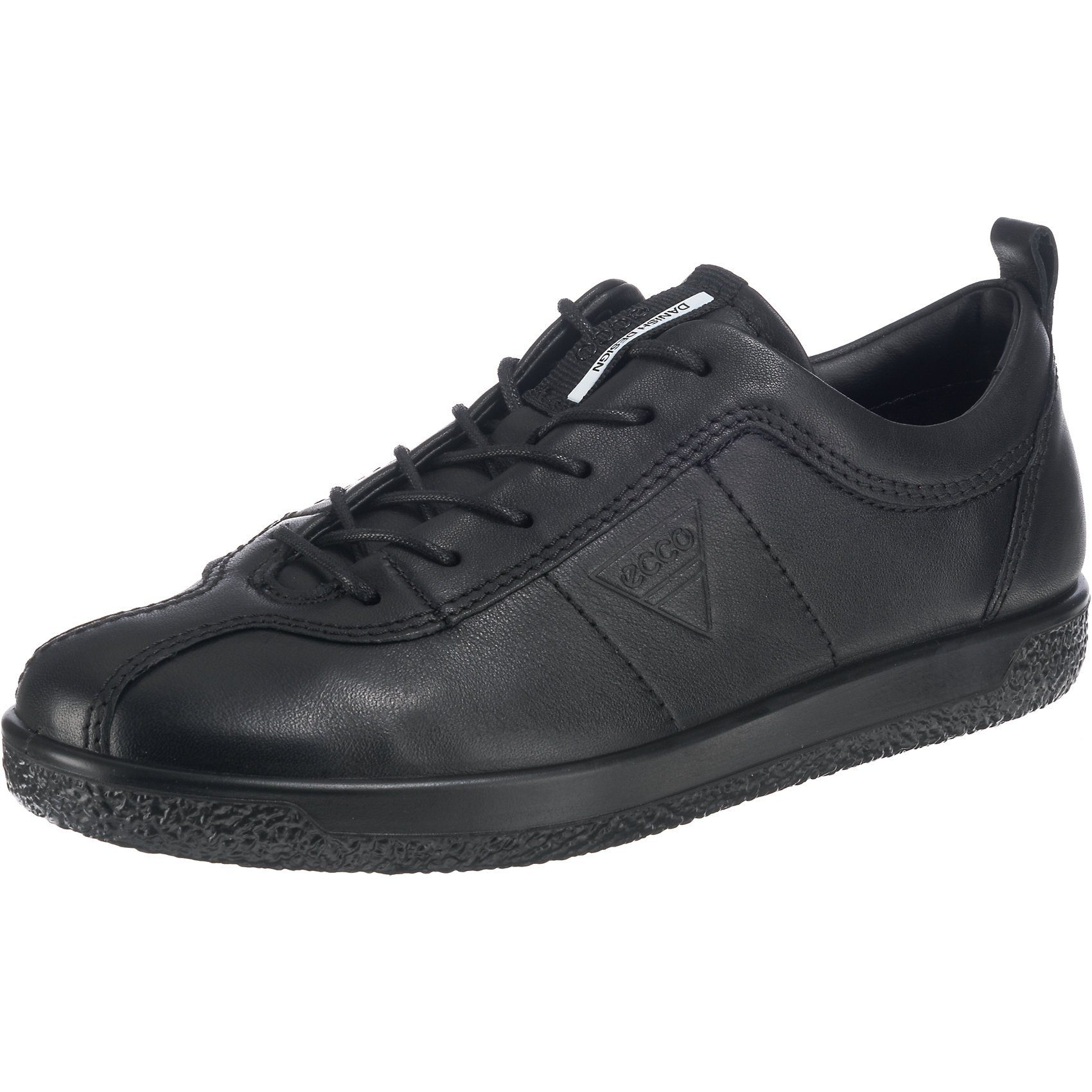 ecco Soft 1 Ladies Sneakers Low online kaufen  schwarz