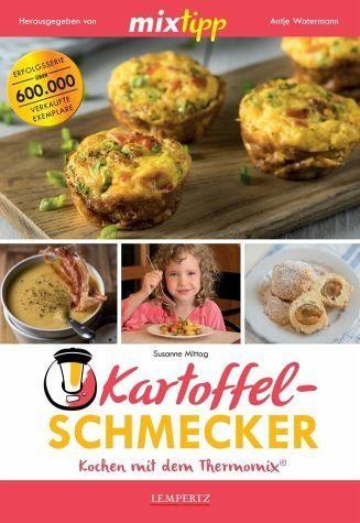 Broschiertes Buch »mixtipp: Kartoffel-Schmecker - Kochen mit dem...«