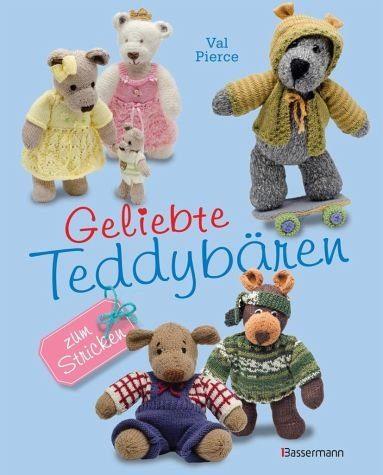 Broschiertes Buch »Geliebte Teddybären«