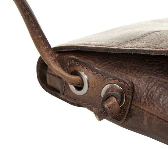 Harold's Umhängetasche Vegetabil »saddle« Umhängetasche Harold's Gegerbt Gegerbt Vegetabil Umhängetasche Harold's »saddle« xpwnRYTq5
