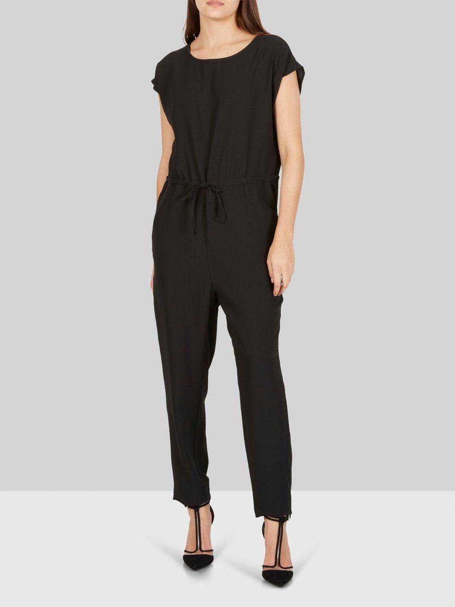 Jumpsuit in gerader Passform mit Gürtel Vivance HhmRUue1b