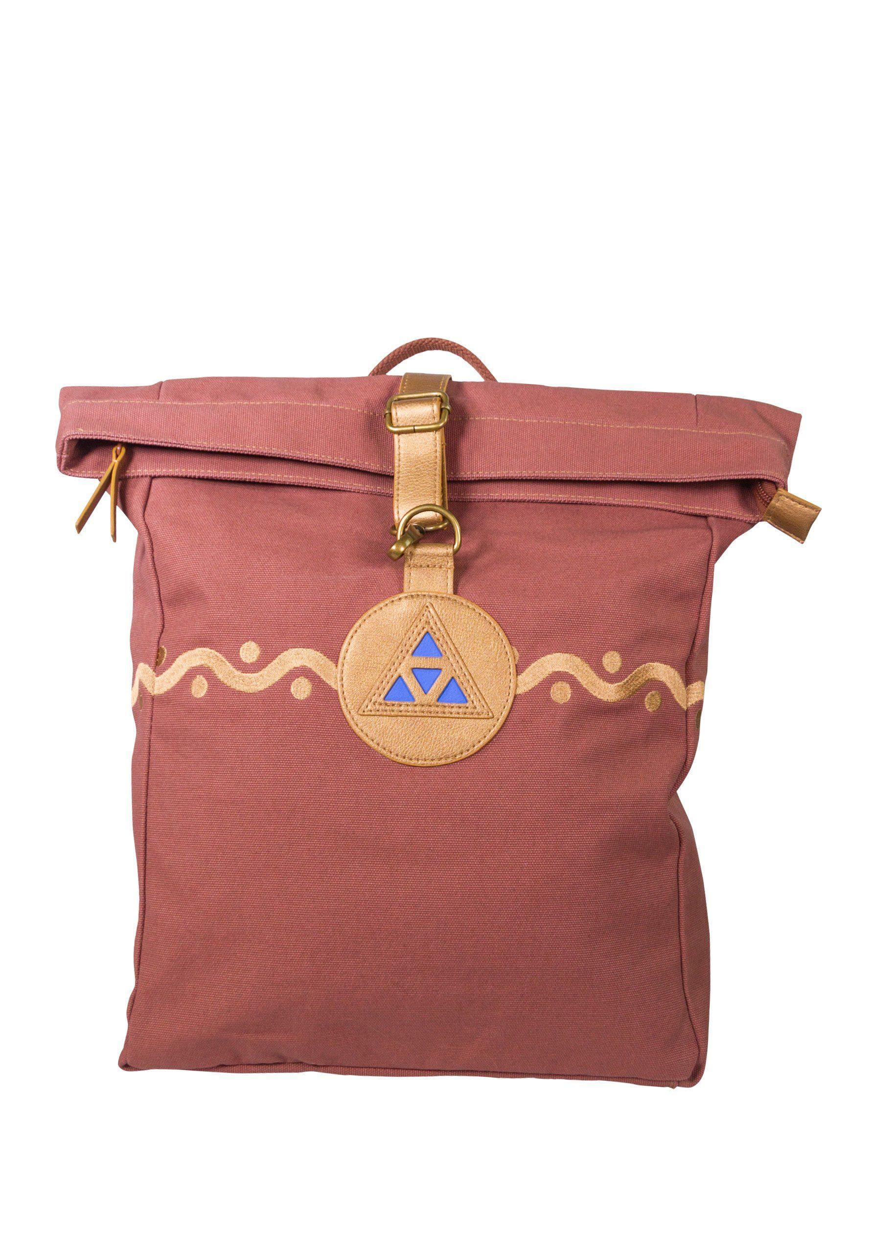 Musterbrand Daypack »Triforce«, Zelda Kollektion