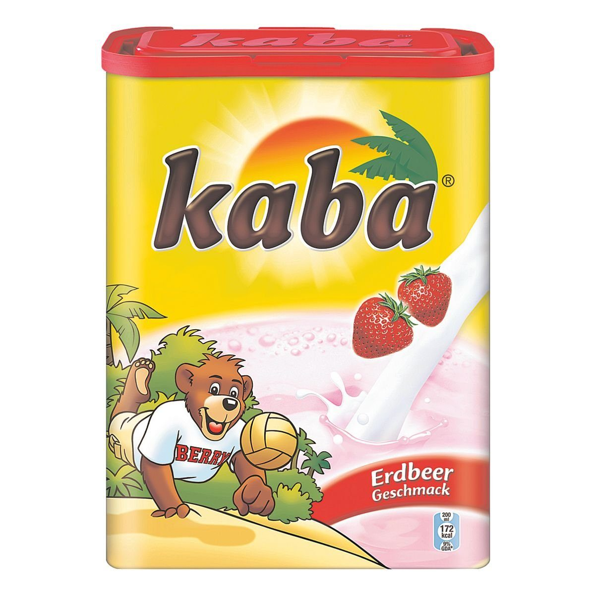 Getränkepulver »Kaba Erdbeere«