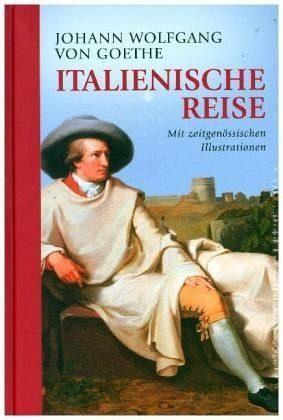 Gebundenes Buch »Italienische Reise«