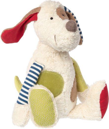 Sigikid Kuscheltier »Green Collection, Hund, 32 cm«, Made in Europe