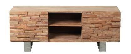 kasper wohndesign tv board recyceltes holz naba otto. Black Bedroom Furniture Sets. Home Design Ideas