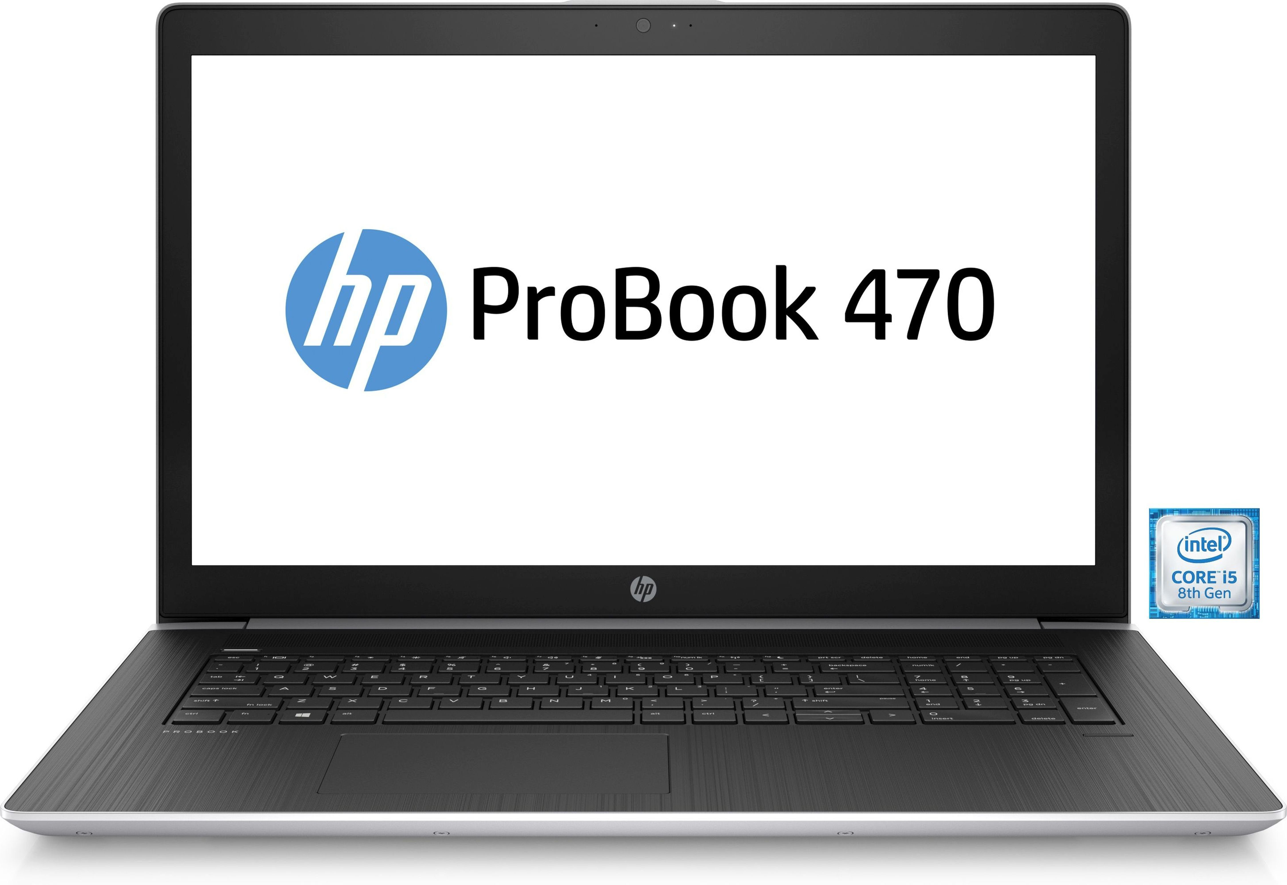 "HP ProBook 470 G5 Notebook »Intel Core i5, 43,9cm(17,3"")128GB + 1TB HDD, 8 GB«"