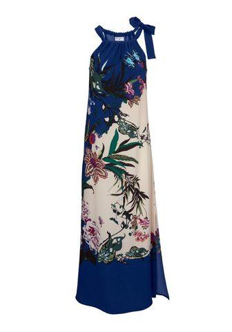 HEINE STYLE suknelė su marginta gėlėmis