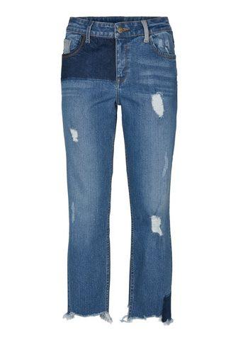 HEINE CASUAL джинсы Biela укороченные форма