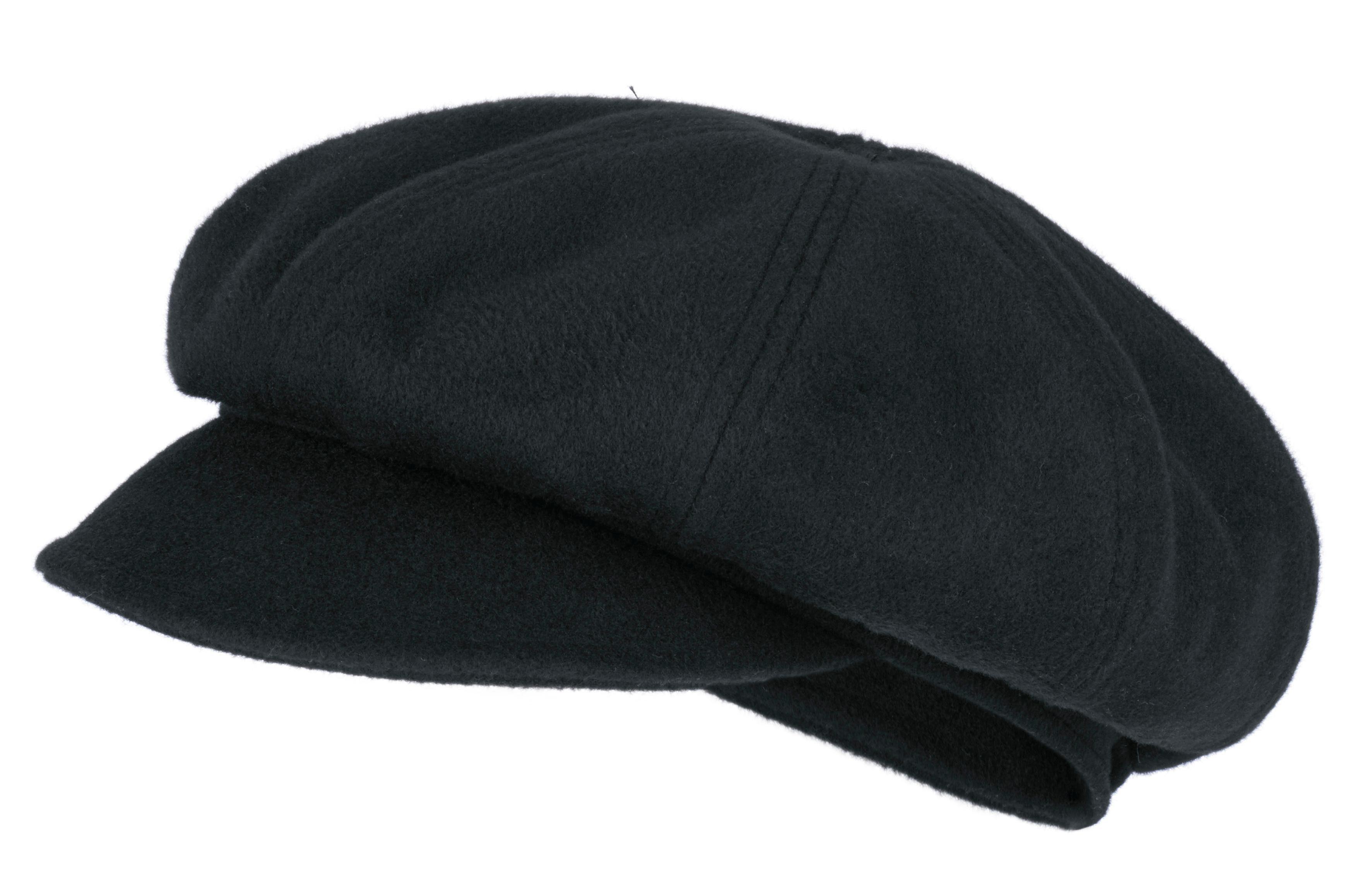 Seeberger Mütze im Baskenstil