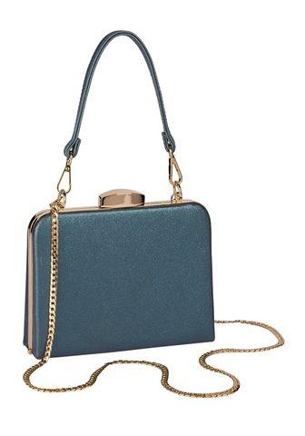HEINE Клатч сумка metallic