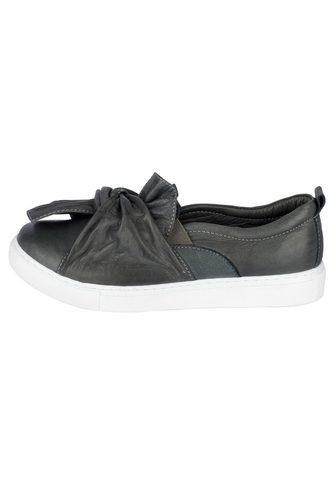 ANDREA CONTI Туфли-слиперы с стильный узел