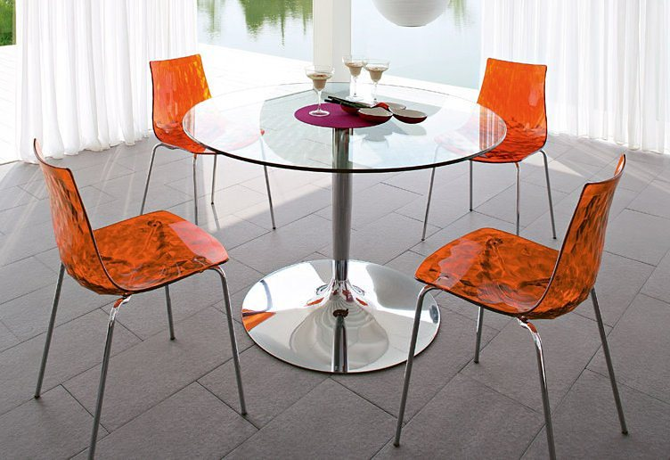Connubia by calligaris glastisch cb 4005 v planet online - Otto glastisch ...