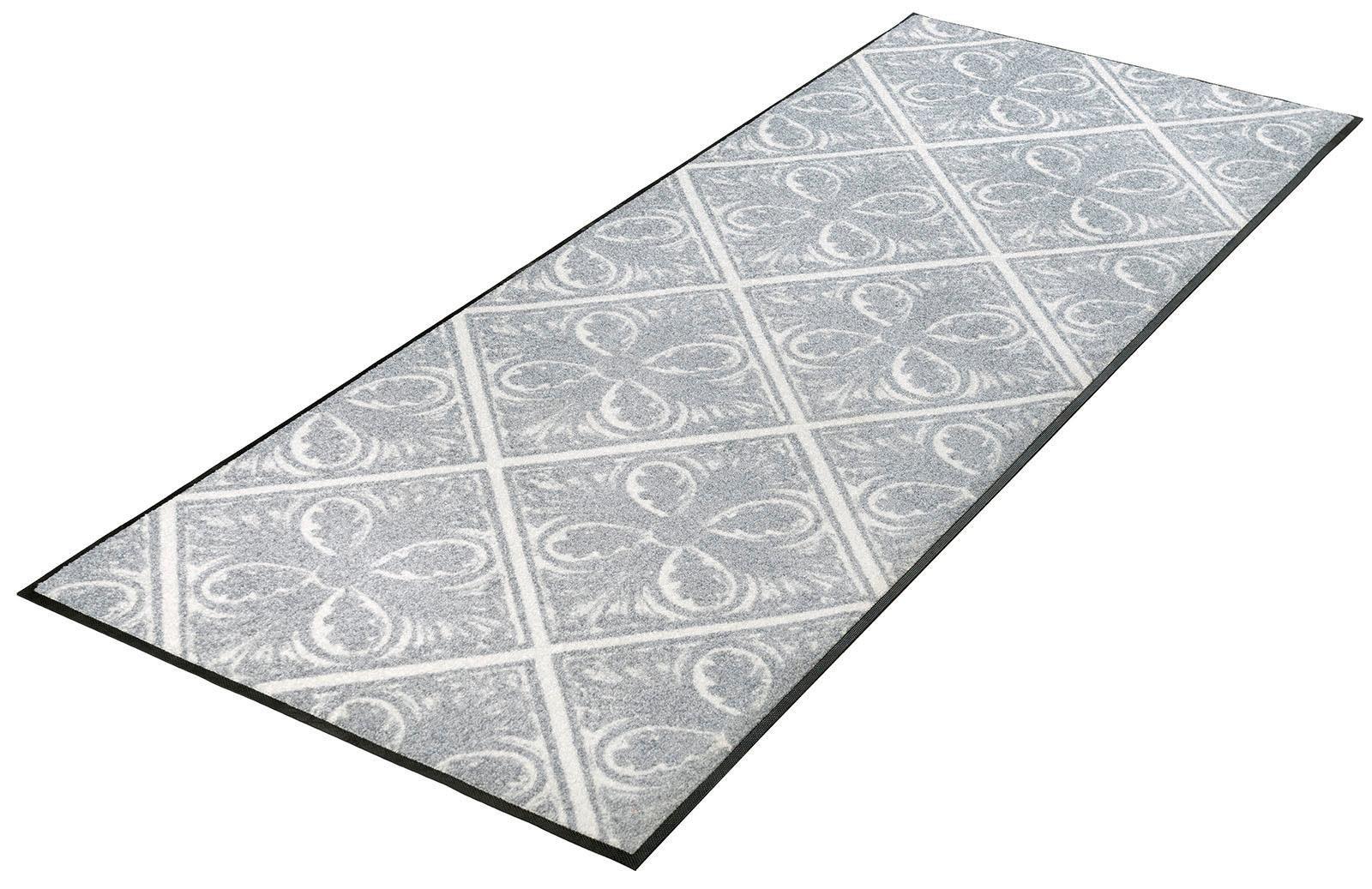 Küchenläufer »Adorno«, wash+dry by Kleen-Tex, rechteckig, Höhe 7 mm