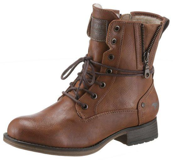 Shoes Mit Mustang Winterboots Warmfutterinnenausstattung Kuscheliger WgH1dd8xqw