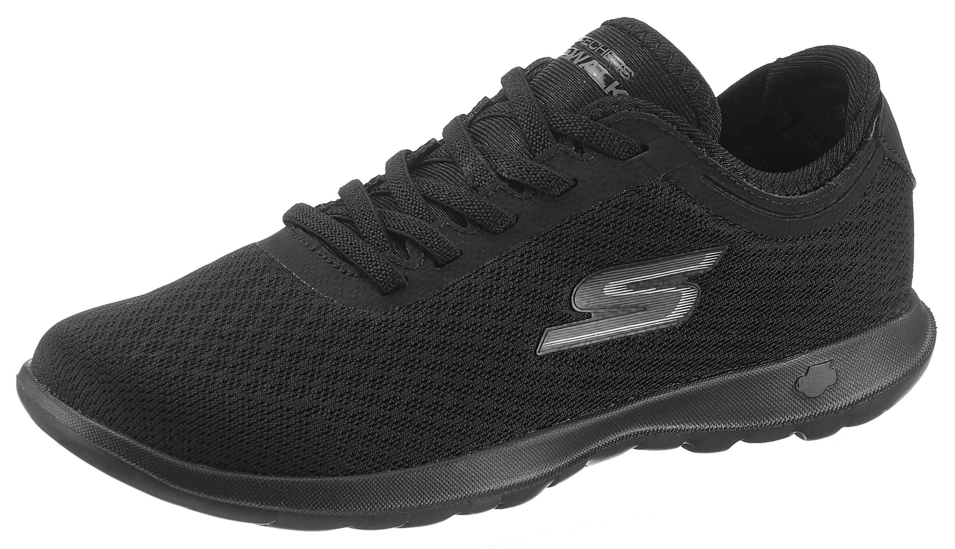 SKECHERS PERFORMANCE Go Walk Lite - Impulse Slip-On Sneaker, im schlichten Design online kaufen  schwarz