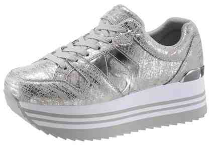 Skechers »Street Highrise« Plateausneaker mit auffälliger Plateausohle
