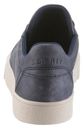 Esprit Im look Lu« »cherry Sneaker Basic rCqrRF