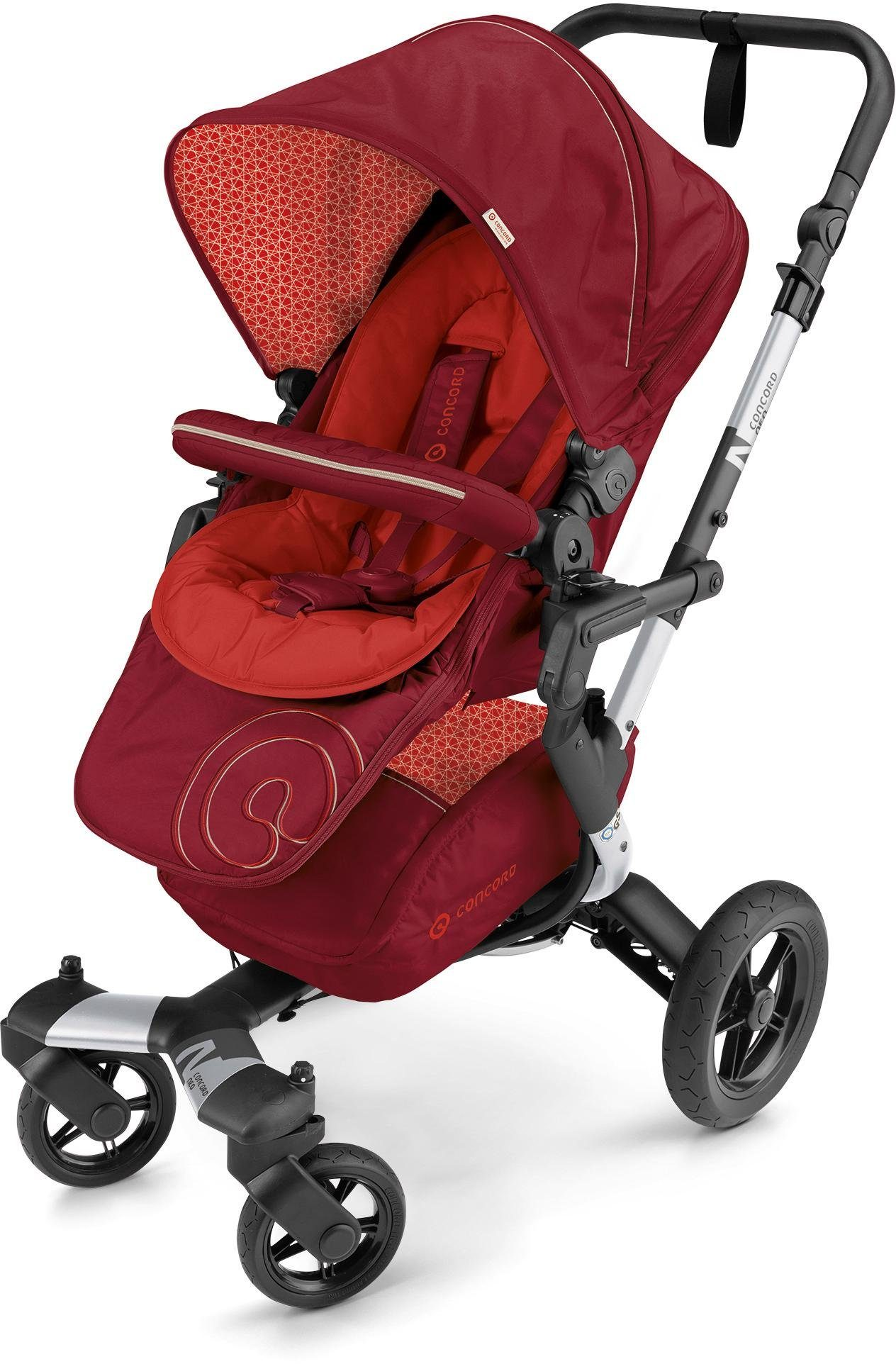 Concord Sportbuggy, »Neo, Flaming Red«