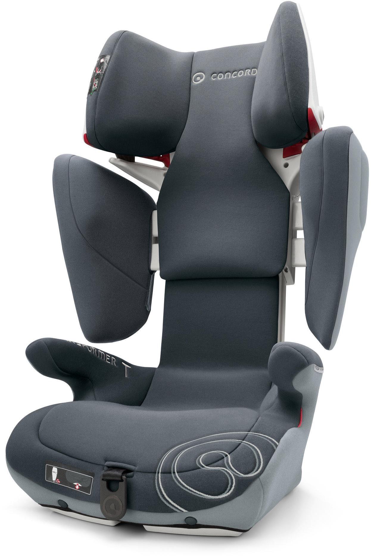 Concord Kindersitz, 15-36 kg, »Transformer T, Graphite Grey«