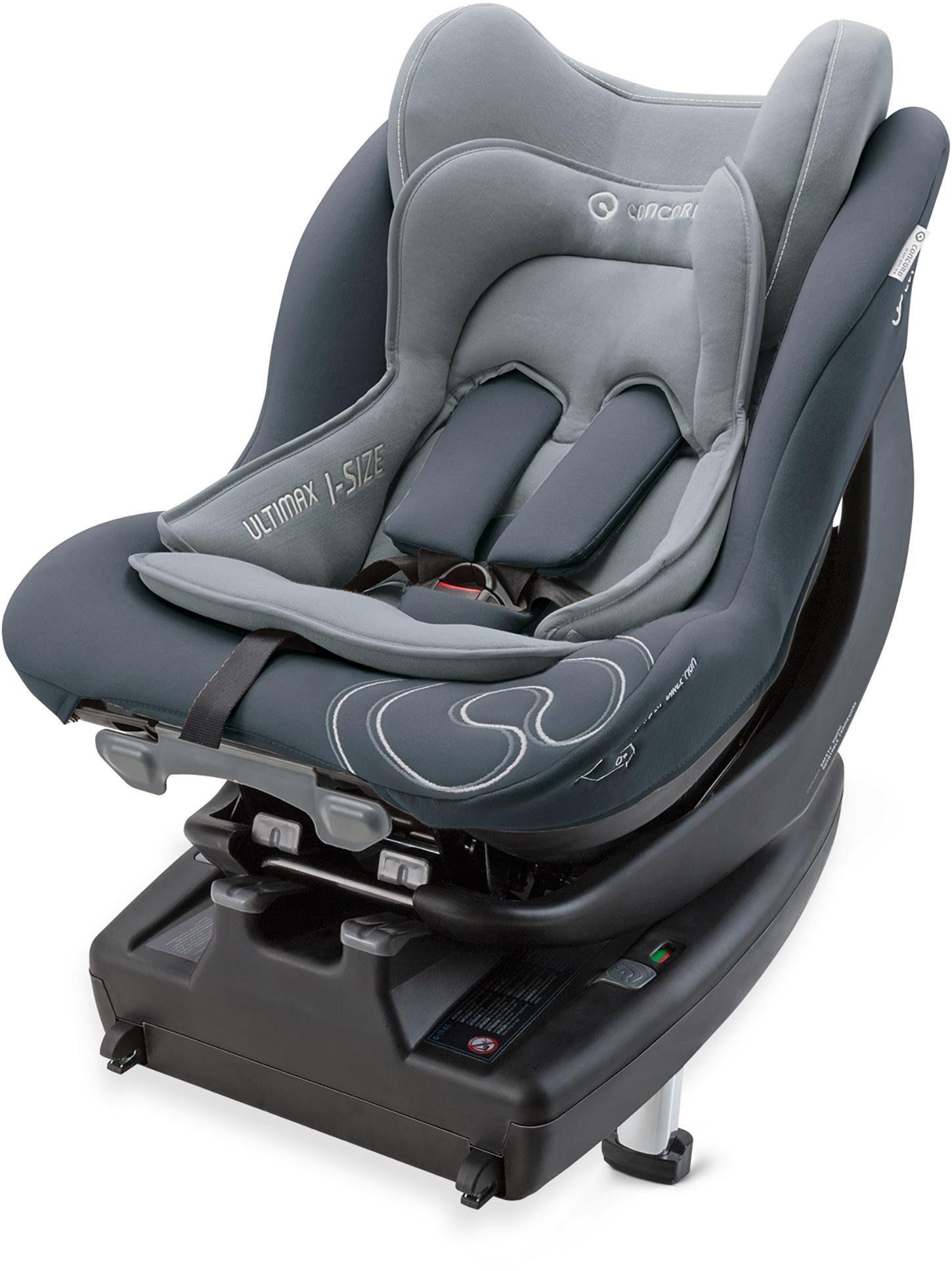 Concord Kindersitz, 0-18 kg, »Ultimax I-Size, Steel Grey«