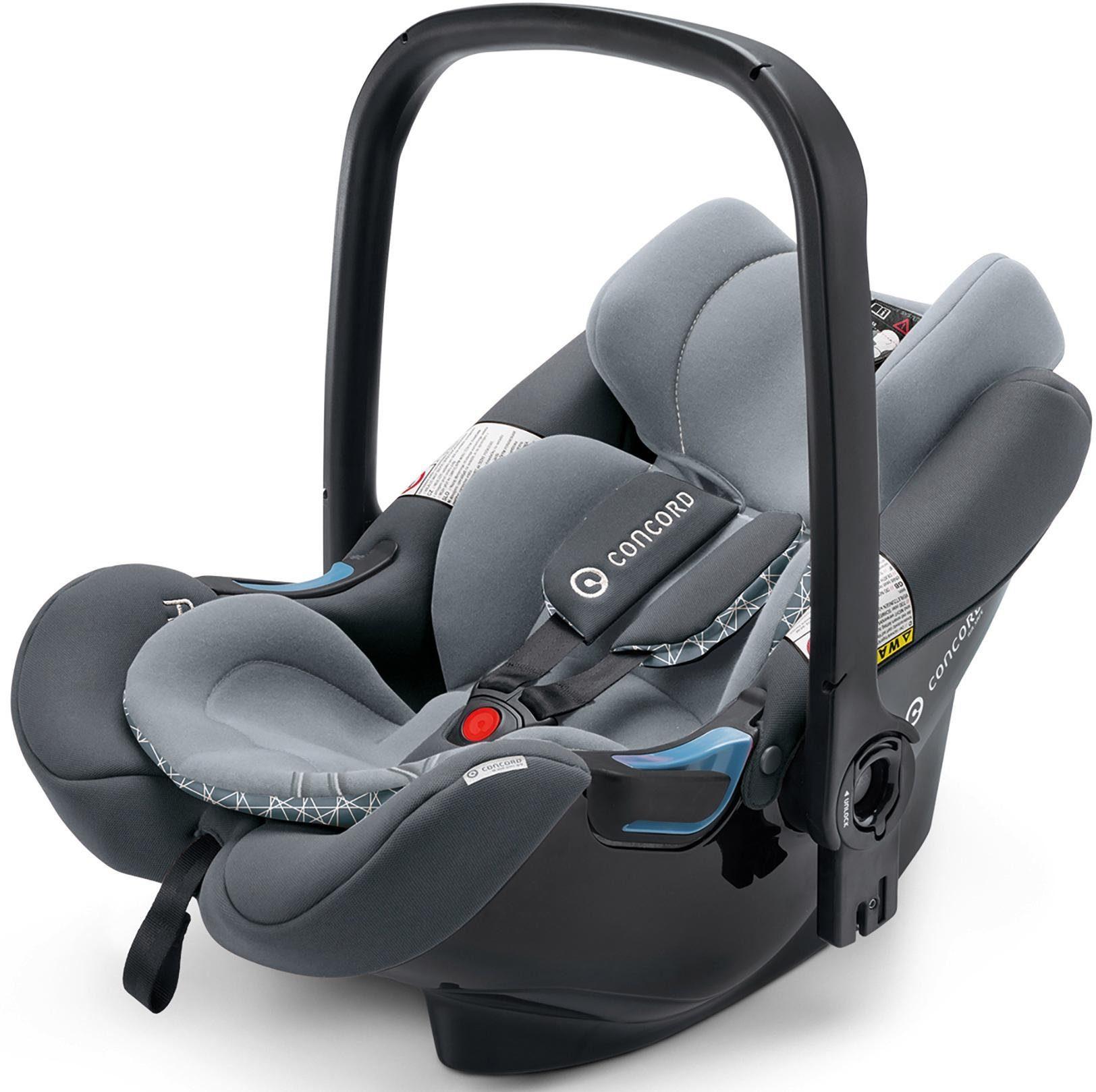 Concord Babyschale, 0-13 kg, »Air.Safe, Steel Grey«