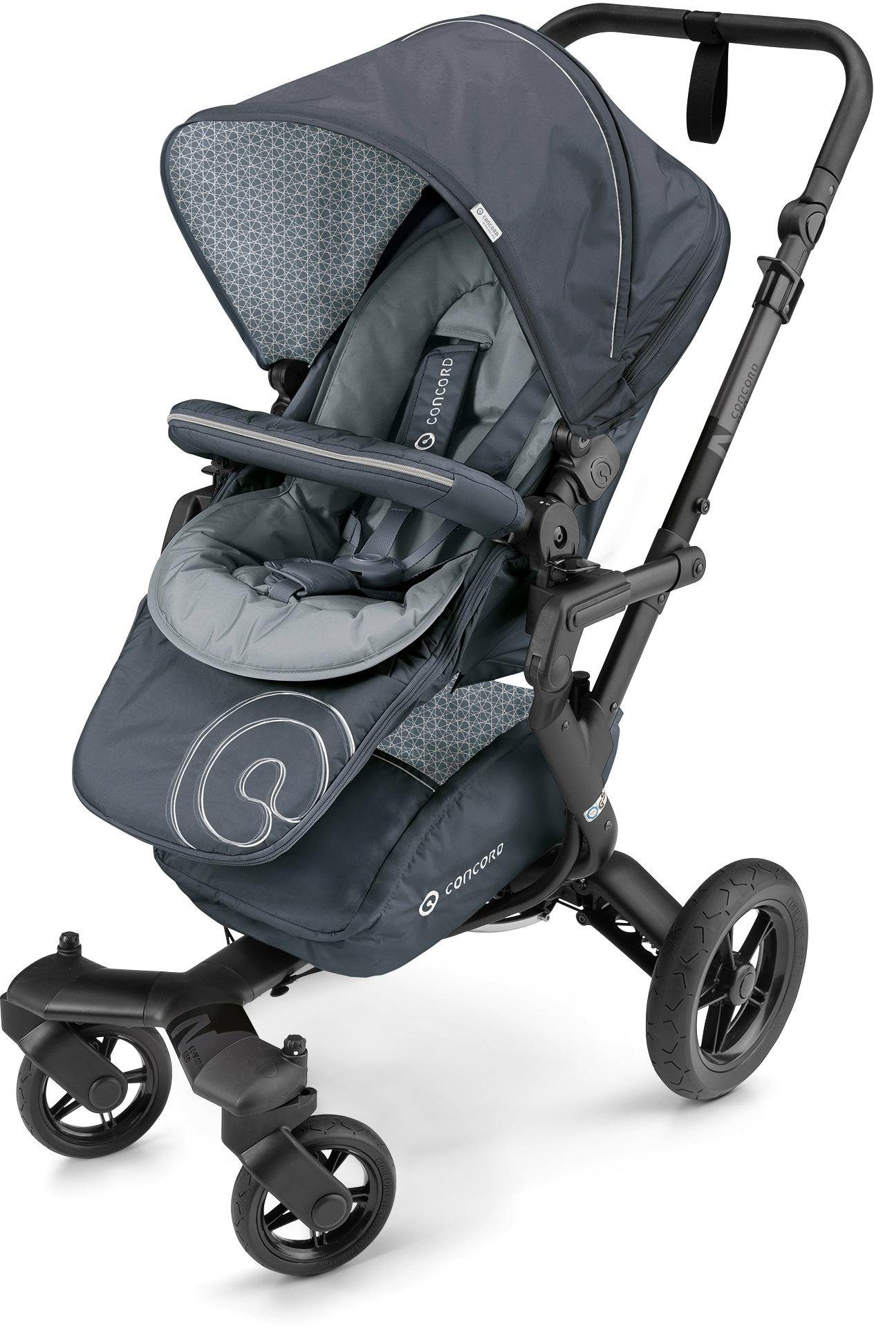 Concord Sportbuggy, »Neo, Steel Grey«
