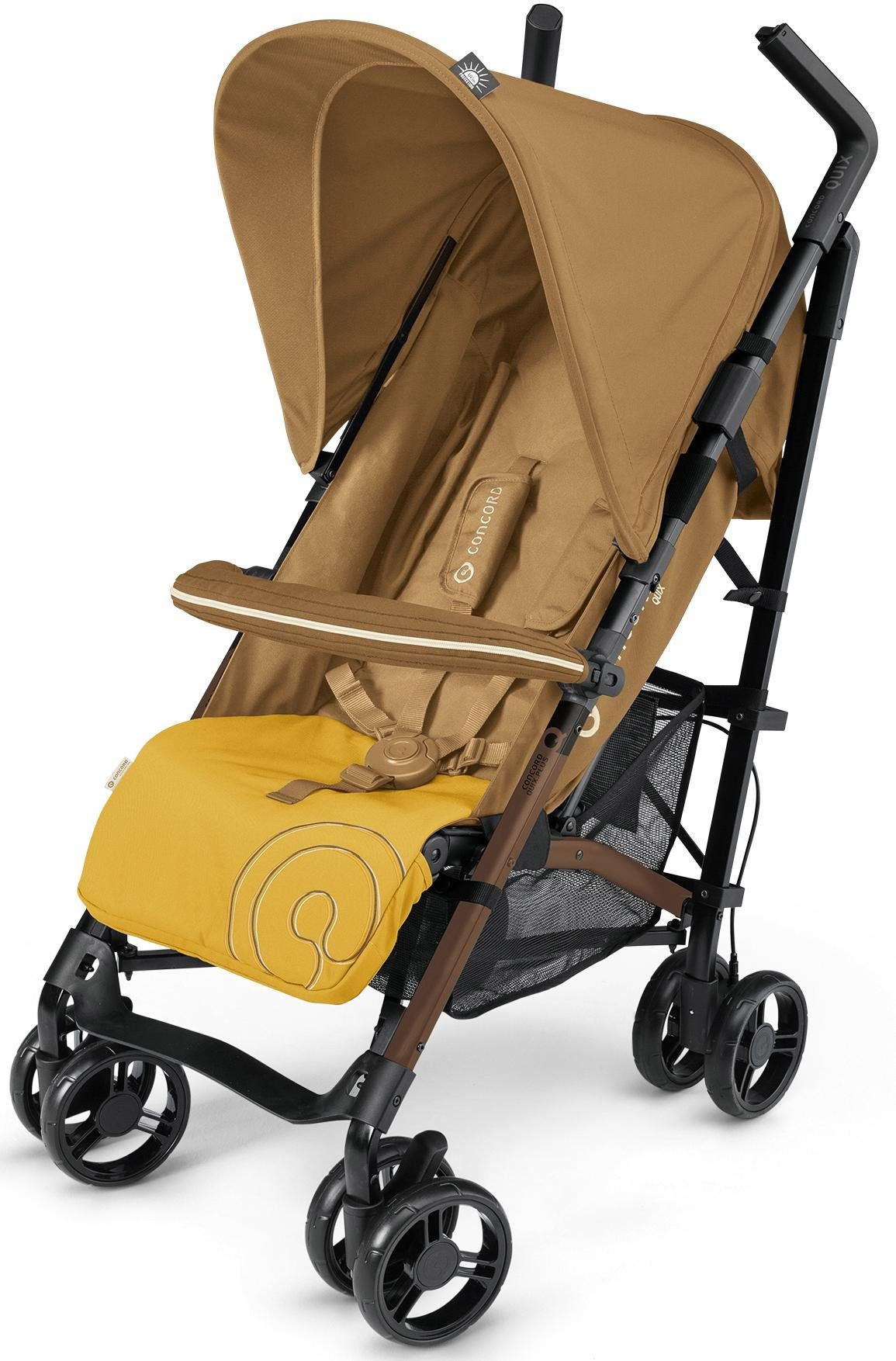 Concord Buggy, »Quix.Plus, Sweet Curry«