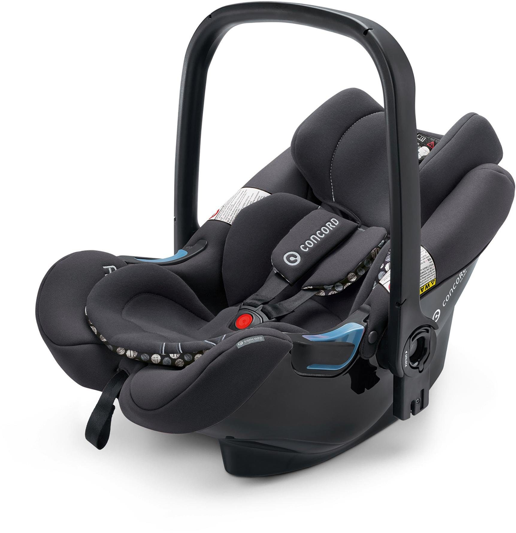 Concord Babyschale, 0-13 kg, »Air.Safe, Cosmic Black«