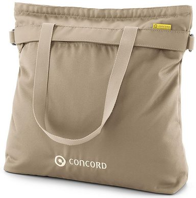 Wickelunterlage »shopper Powder Mit Wickeltasche Concord Beige« 8ESn4qn1w