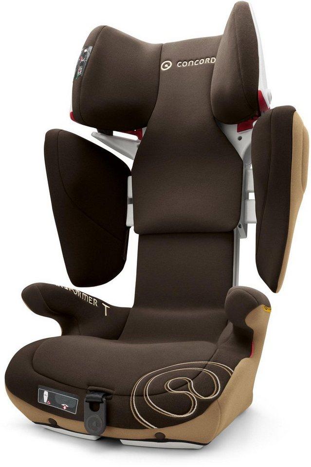 Concord Kindersitz, 15-36 kg,  Transformer T, Walnut Braun  online kaufen