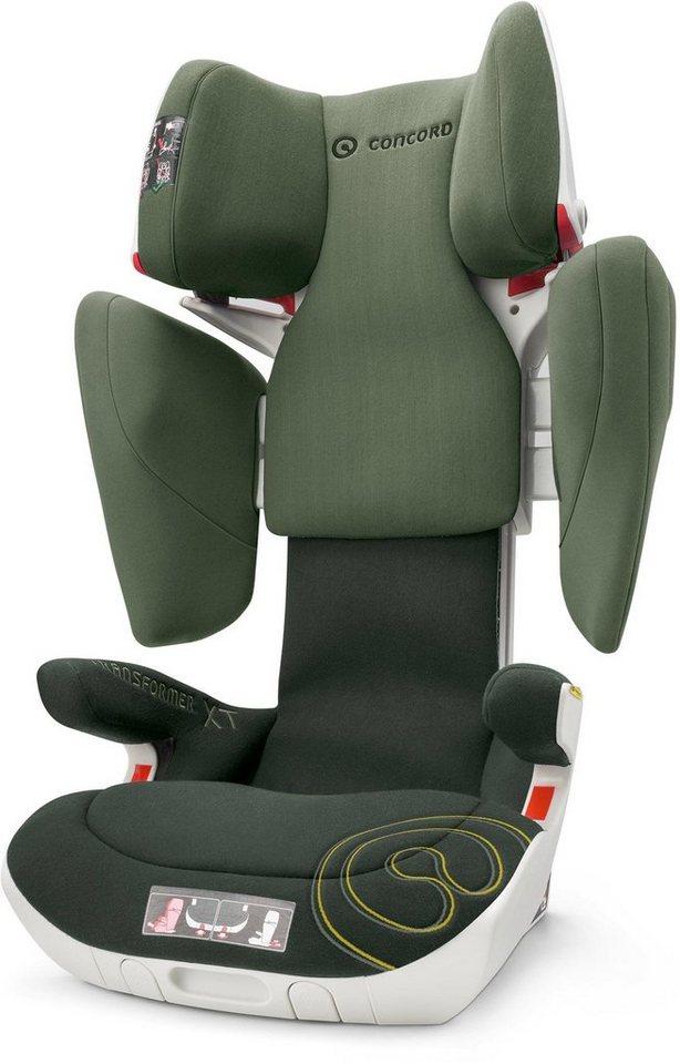 concord kindersitz 15 36 kg transformer xt jungle green online kaufen otto. Black Bedroom Furniture Sets. Home Design Ideas