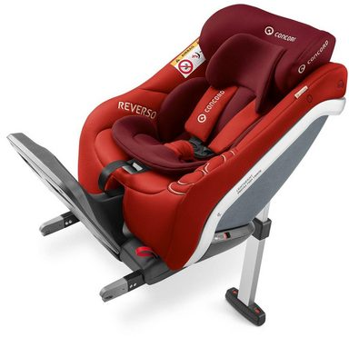 concord kindersitz 0 23 kg reverso plus flaming red. Black Bedroom Furniture Sets. Home Design Ideas