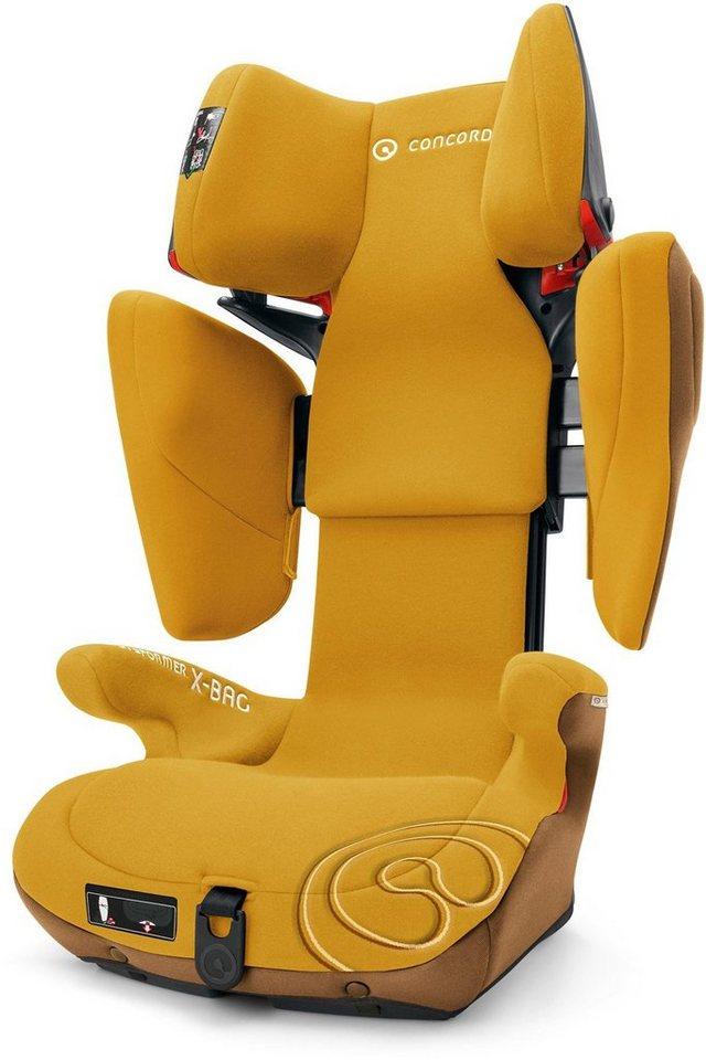 Concord Kindersitz, 15-36 kg,  Transformer X-Bag, Sweet Curry  online kaufen