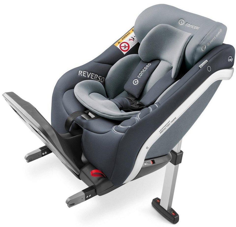 concord kindersitz 0 23 kg reverso plus steel grey. Black Bedroom Furniture Sets. Home Design Ideas