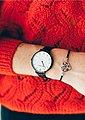 Julie Julsen Armband »HERZ, POEMS OF LIFE, JJBR0233.7« mit Granat, Bild 2