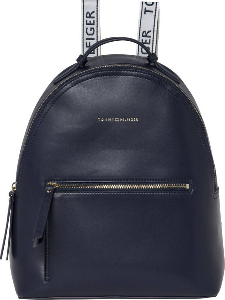 tommy hilfiger tasche iconic tommy backpack cb otto. Black Bedroom Furniture Sets. Home Design Ideas