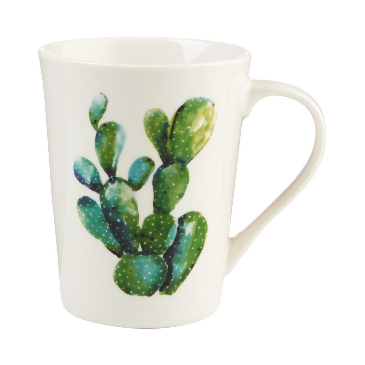 BUTLERS DESERT PLANT »Tasse Kaktus 455 ml«