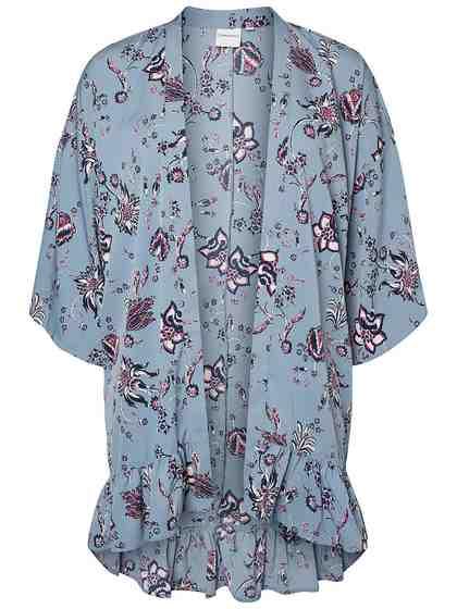 JUNAROSE Blumenprint Kimono