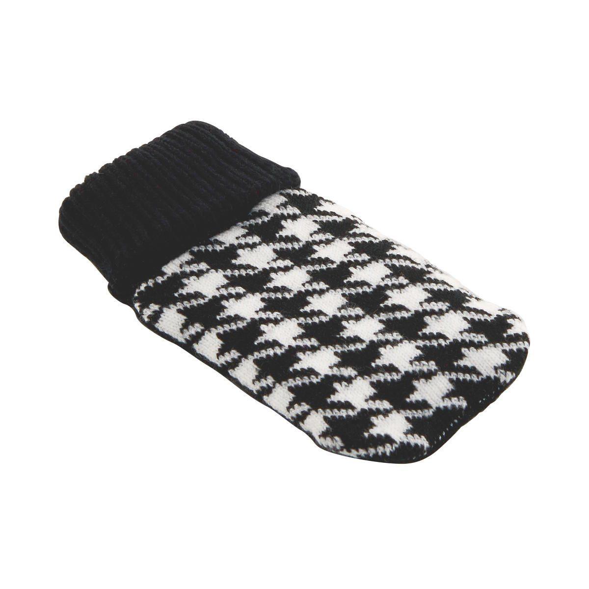 BUTLERS HOT HANDS »Taschenwärmer Hahnentritt«