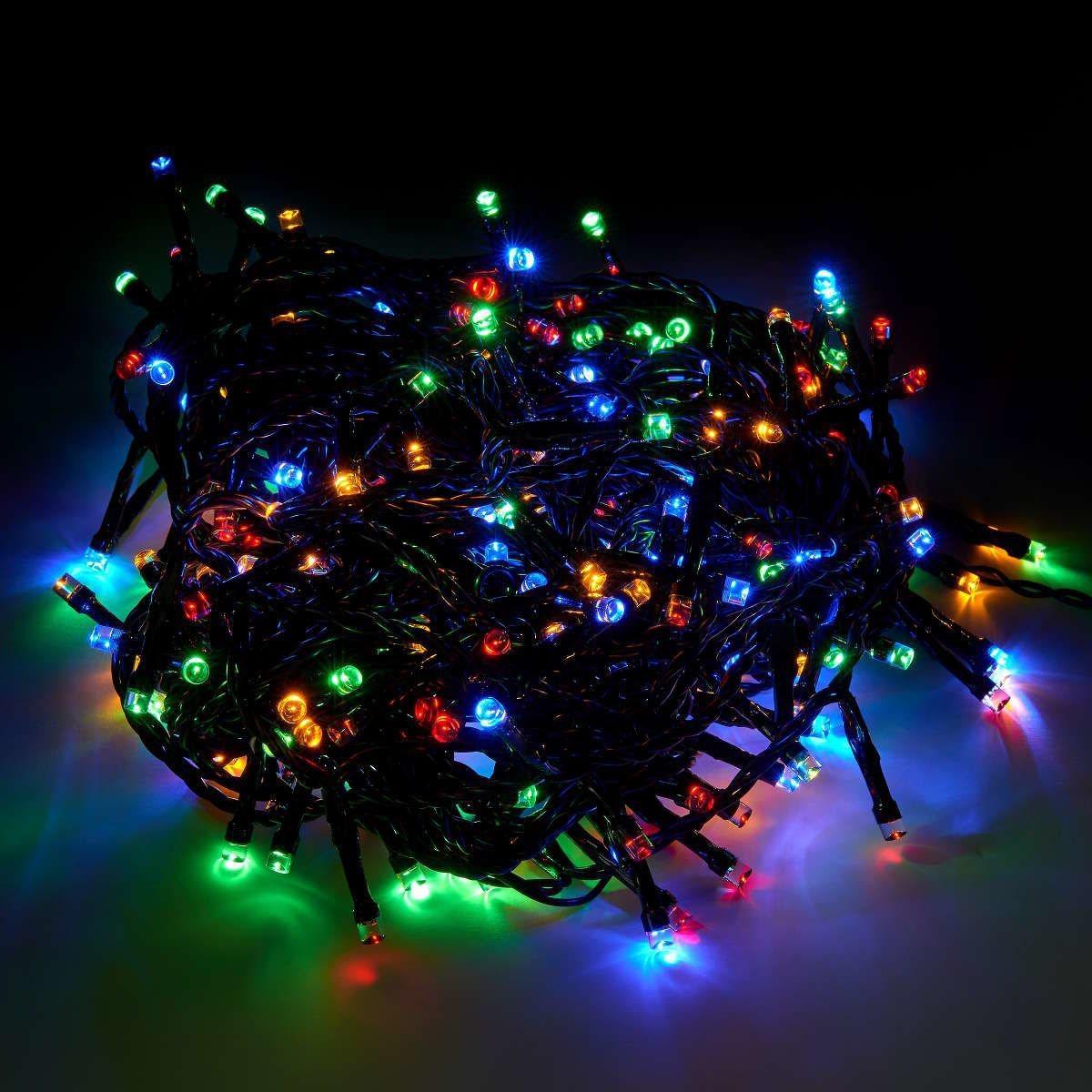 240 LIGHTS »LED Outdoor Lichterkette 240 Lichter«