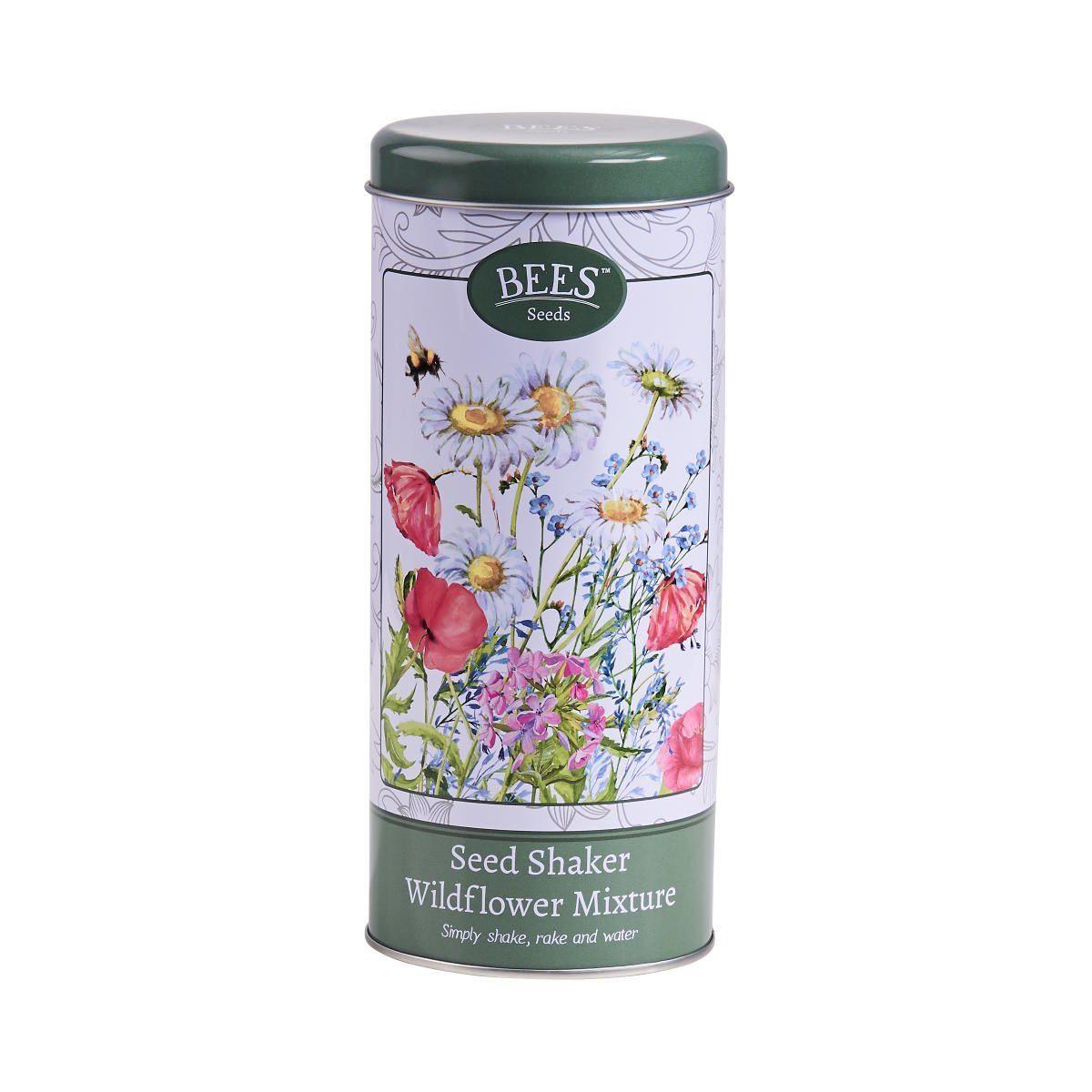 BUTLERS BEES »Saatgut-Shaker Wildblumen«