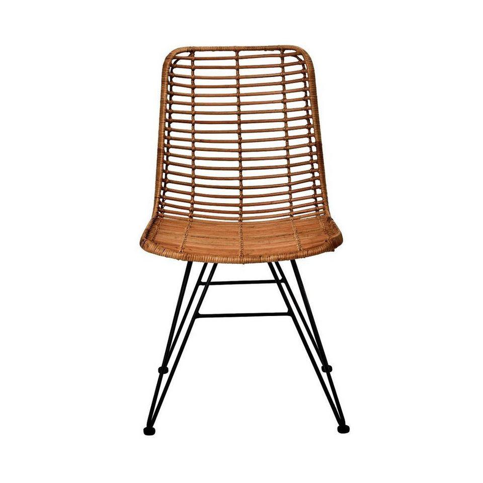 BUTLERS HACIENDA »Rattan-Stuhl« online kaufen | OTTO