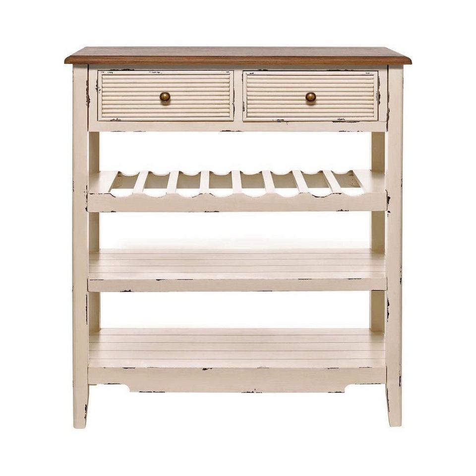 butlers cabott cove serviertisch online kaufen otto. Black Bedroom Furniture Sets. Home Design Ideas