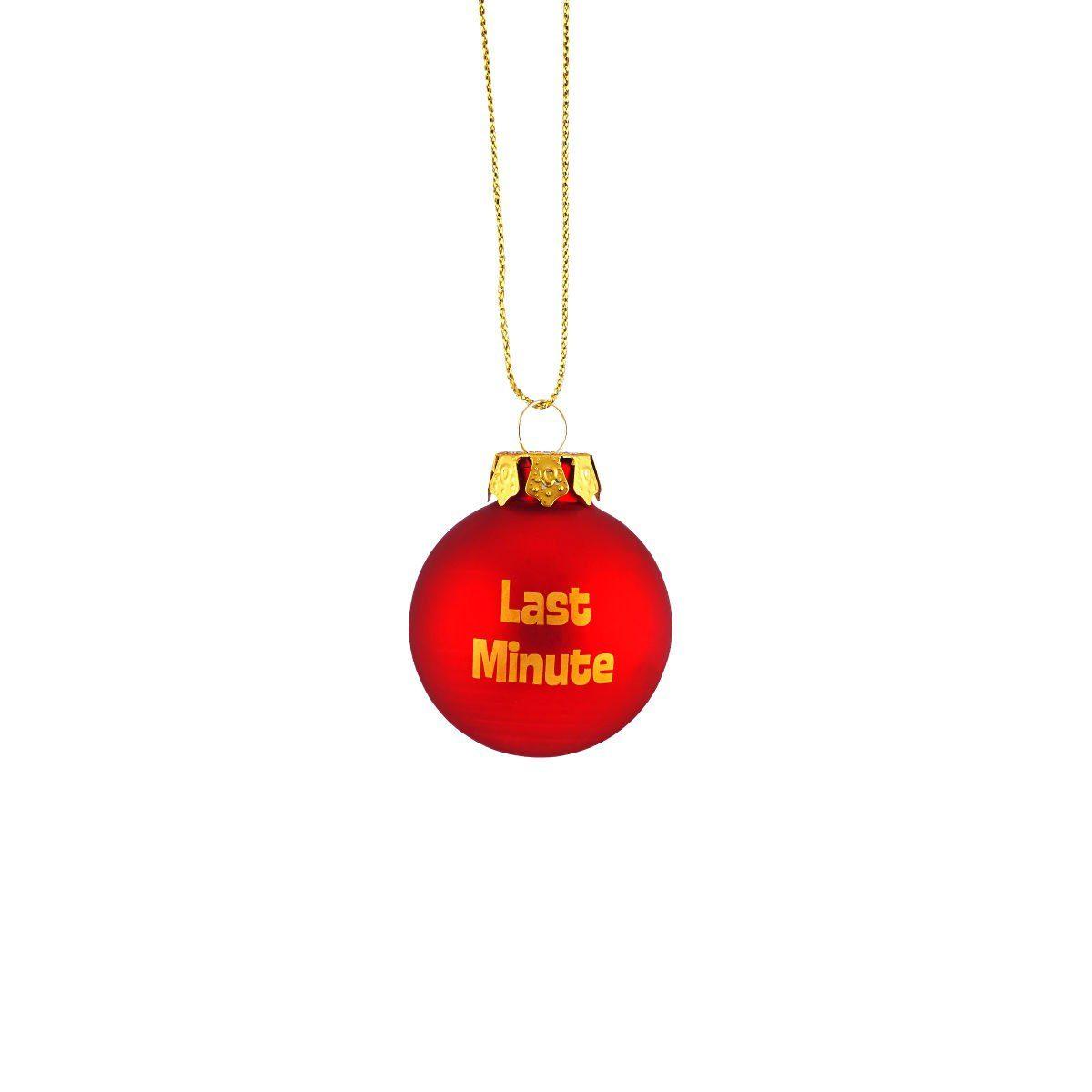 BUTLERS HANG ON »Glaskugel 'Last Minute'«