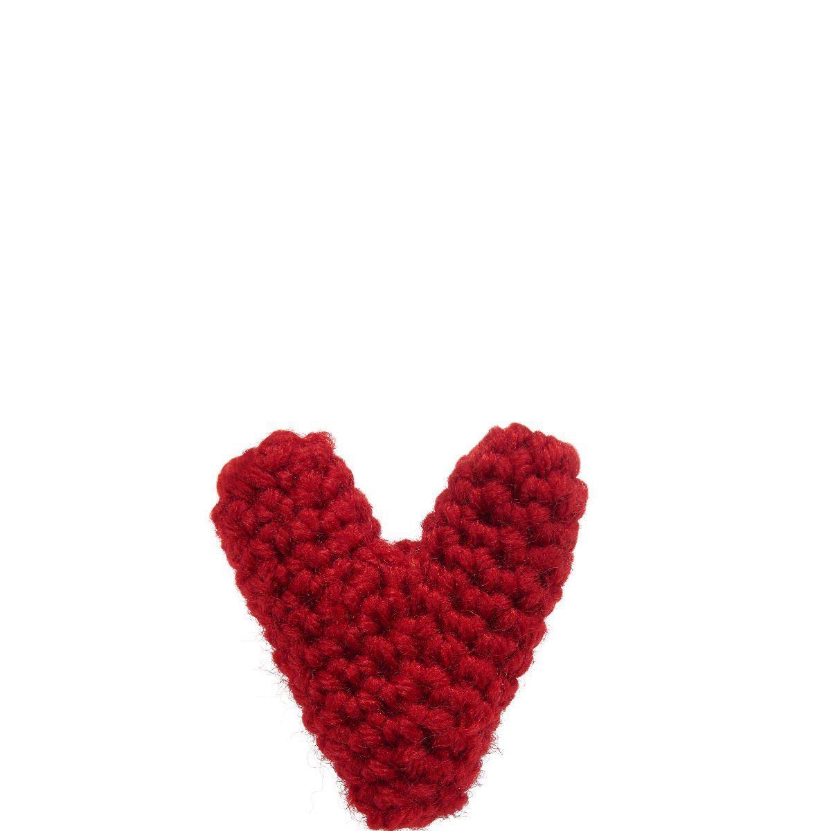 BUTLERS LOVE »Strickherzchen mit Pin«